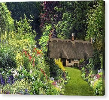 A Celtic Fairy Tale  Canvas Print