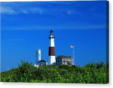 A Clear Day Canvas Print