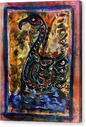 A Creature Of Myth Canvas Print