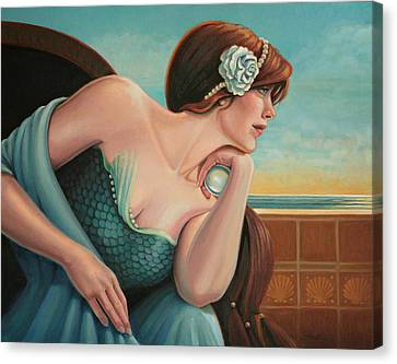 A Different Dream Canvas Print by Susan Helen Strok