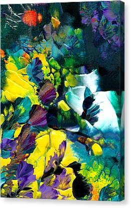 A Fairy Wonderland Canvas Print by Nan Bilden