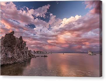 A Grand Scale Canvas Print by Jon Glaser