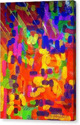 A Gust Of September Wind Canvas Print by Mimulux patricia no No