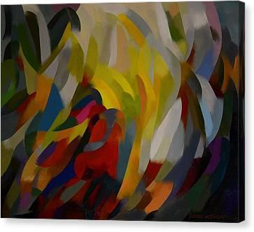 A Jungle Canvas Print by Jukka Nopsanen