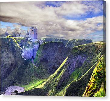 A King's Tale Canvas Print
