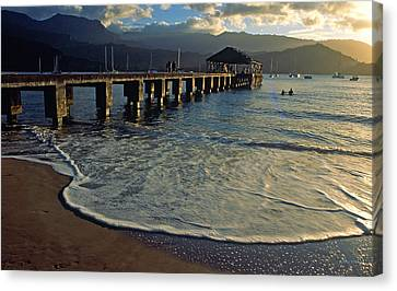 A Land Called Hanalei Canvas Print