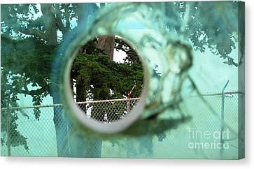 A Limited Point Of View Canvas Print