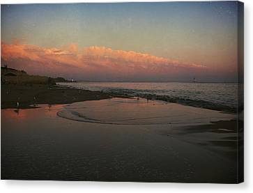 A Little Bit Of Peace Canvas Print by Laurie Search
