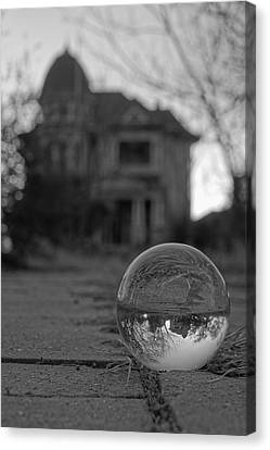 A Little Different Perspective Canvas Print