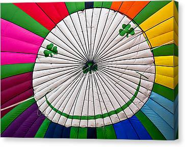 A Little Luck Of The Irish Canvas Print by Marcia Colelli