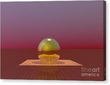A Lozenge For The Soul Canvas Print