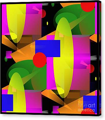 A Matter Of Perspective - Series Canvas Print by Glenn McCarthy Art and Photography