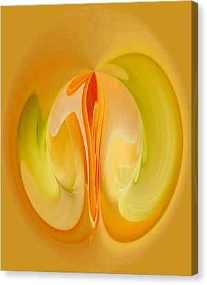 A New Beginning Canvas Print by Pat Exum