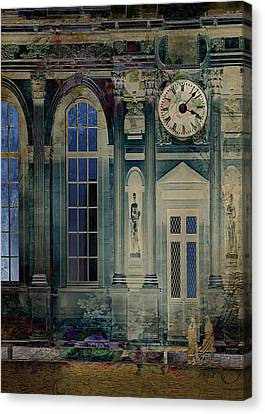 A Night At The Palace Canvas Print by Sarah Vernon