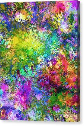 A Piece Of Summer Canvas Print by Klara Acel
