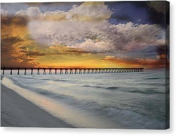 A Place Far Away Canvas Print