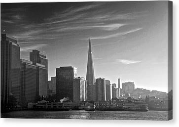 A Place To Leave Your Heart Canvas Print by Eric Tressler