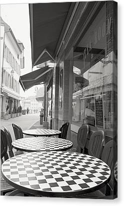 Canvas Print featuring the photograph A Quiet Sunday by Colleen Williams