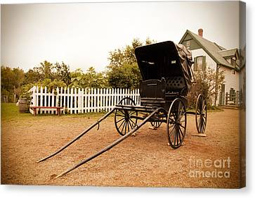 A Return To Yesteryear Canvas Print
