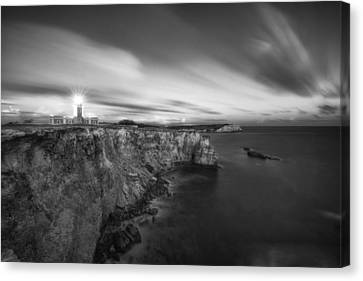 Canvas Print featuring the photograph A Sailors Guide by Photography  By Sai