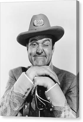 A Southern Yankee, Red Skelton, 1948 Canvas Print by Everett