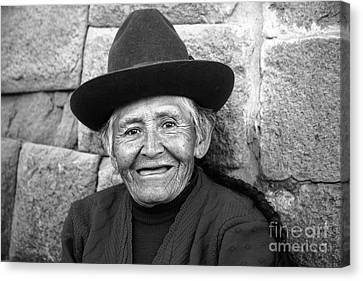 Toothless Canvas Print - A Special Smile by James Brunker