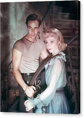 A Streetcar Named Desire  Canvas Print by Silver Screen