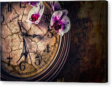 Canvas Print featuring the photograph A Time For Everything by Joshua Minso