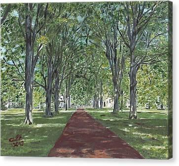 Washington Crossing State Park Canvas Print