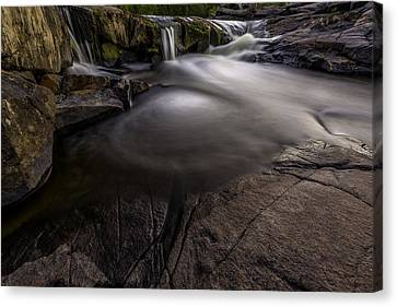 A Waterfall Canvas Print