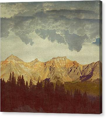 A World Of It's Own Canvas Print by Brett Pfister