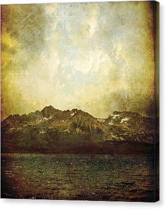 Ab Antiquo I Canvas Print by Brett Pfister