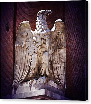 Ab Eagle St. Louis Brewery Canvas Print