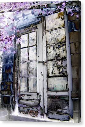 Abandon Canvas Print by James Z Jilbert