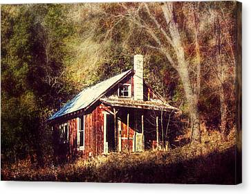 Abandoned Dreams Canvas Print by Melanie Lankford Photography