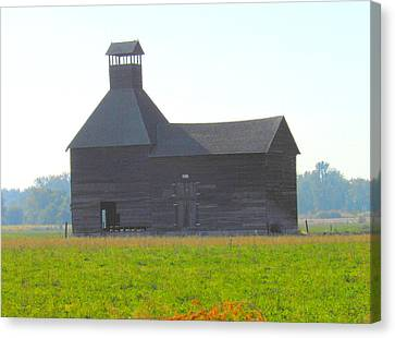 Abandoned Canvas Print by Kay Gilley