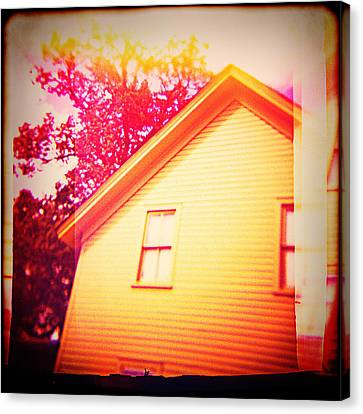 Abandoned Property Canvas Print by YoPedro