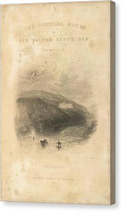 Abbotsford Canvas Print
