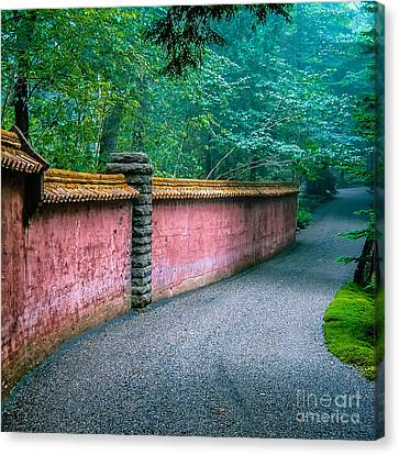 Abby Aldrich Rockefeller Garden Canvas Print