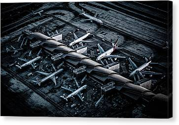 Above Lax Canvas Print