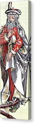 Abraham Founding Patriarch Canvas Print by Prisma Archivo
