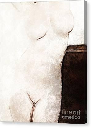 Absent Friend Canvas Print by Lutz Baar