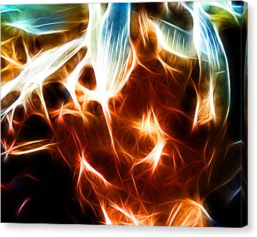 Abstract 004 Canvas Print
