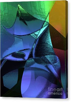Abstract 1006 Canvas Print by Gerlinde Keating - Galleria GK Keating Associates Inc