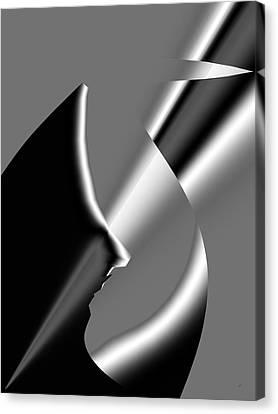 Abstract 1010  Canvas Print by Gerlinde Keating - Galleria GK Keating Associates Inc
