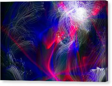 Abstract 25 Canvas Print