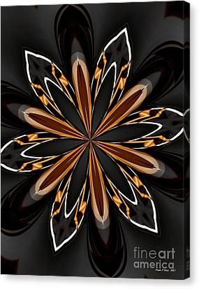 251 Canvas Print - Abstract 251 by Maria Urso