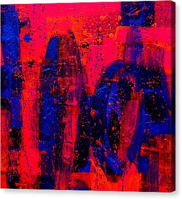 Abstract 28115 Canvas Print