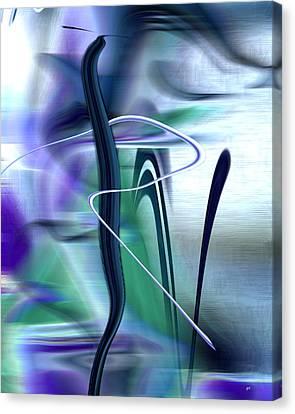 Abstract 300 Canvas Print by Gerlinde Keating - Galleria GK Keating Associates Inc