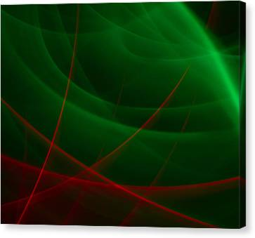 Abstract 34 Canvas Print